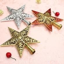 Hvězda na vianočny stromček