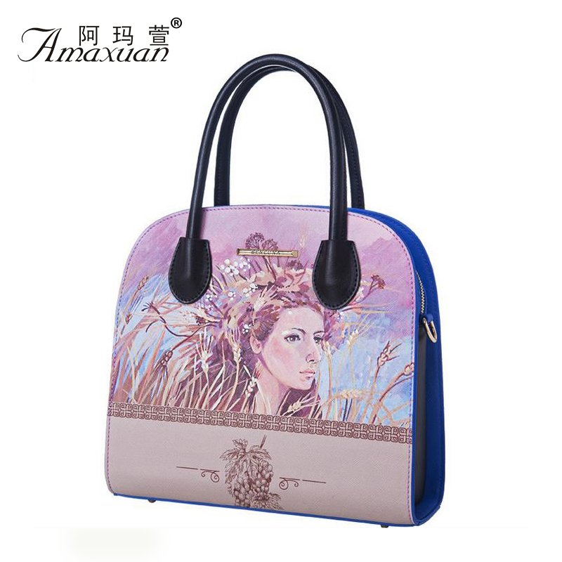 2015 Summer Promotions! High quality and small fine women Tote.making with PU leather.CN Famous brand ladies shoulder bag BH1070<br><br>Aliexpress