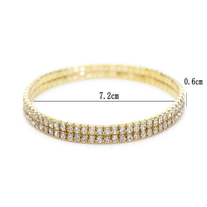 1-2-Rows-Shining-Crystal-Rhinestone-Anklet-Gols-Silver-Chain-Ankle-Bracelets-Foot-Jewelry-For-Women