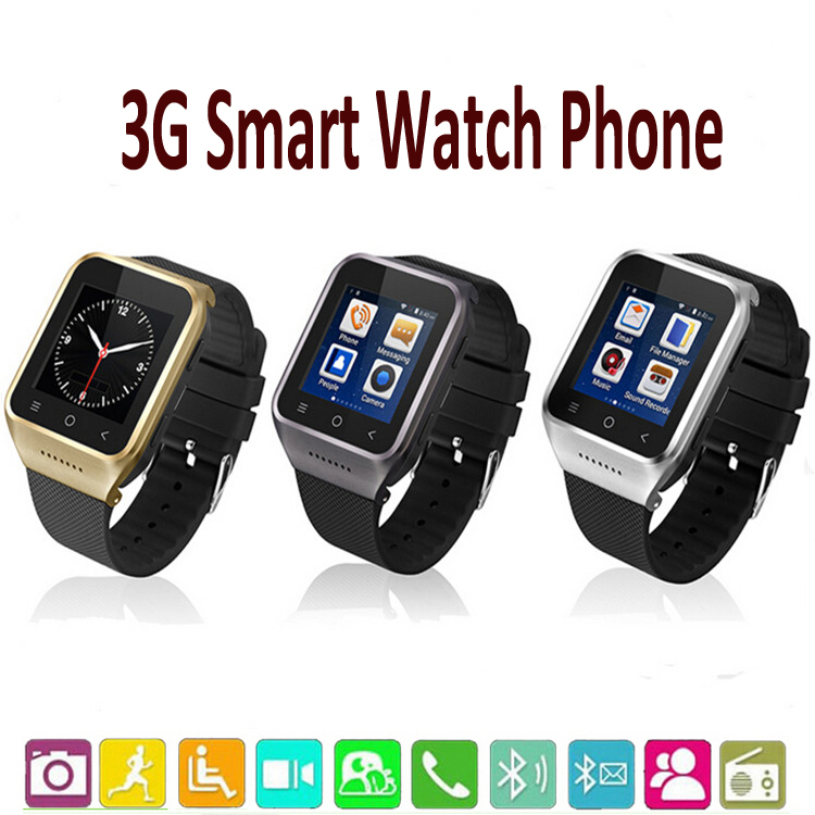 S8 3G Smartphones MTK6572 Support SIM card Bluetooth Smart Wrist Watch SIM Phone For Android & IOS iPhone Samsung LG Sony(China (Mainland))