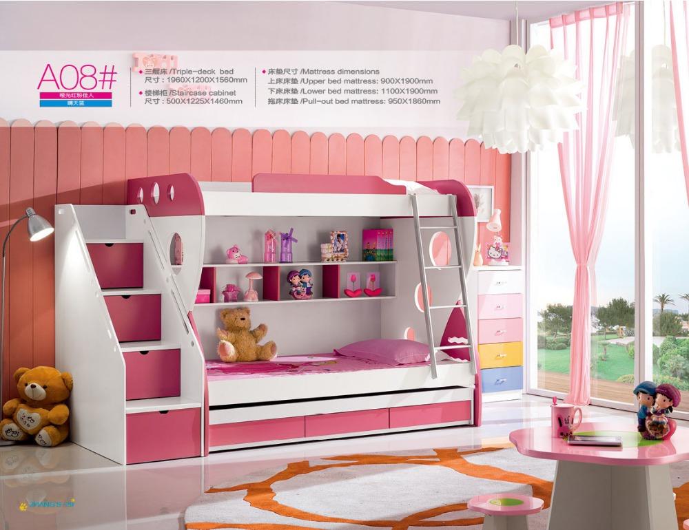 achetez en gros enfants superpos s chambre en ligne des grossistes enfants superpos s chambre. Black Bedroom Furniture Sets. Home Design Ideas