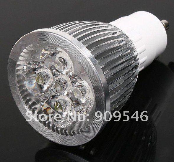 10X GU10 MR16 E27 GU5.3 10W 5x2W 100% BridgeLux LED Spot Light Bulb Spotlight spot lamp AC 85V-265V 650-700lm(China (Mainland))