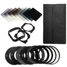 20in1 Universal Neutral Density ND Filter Kit for Cokin P Set SLR DSLR Camera Lens Camera Photo Accessories(China (Mainland))