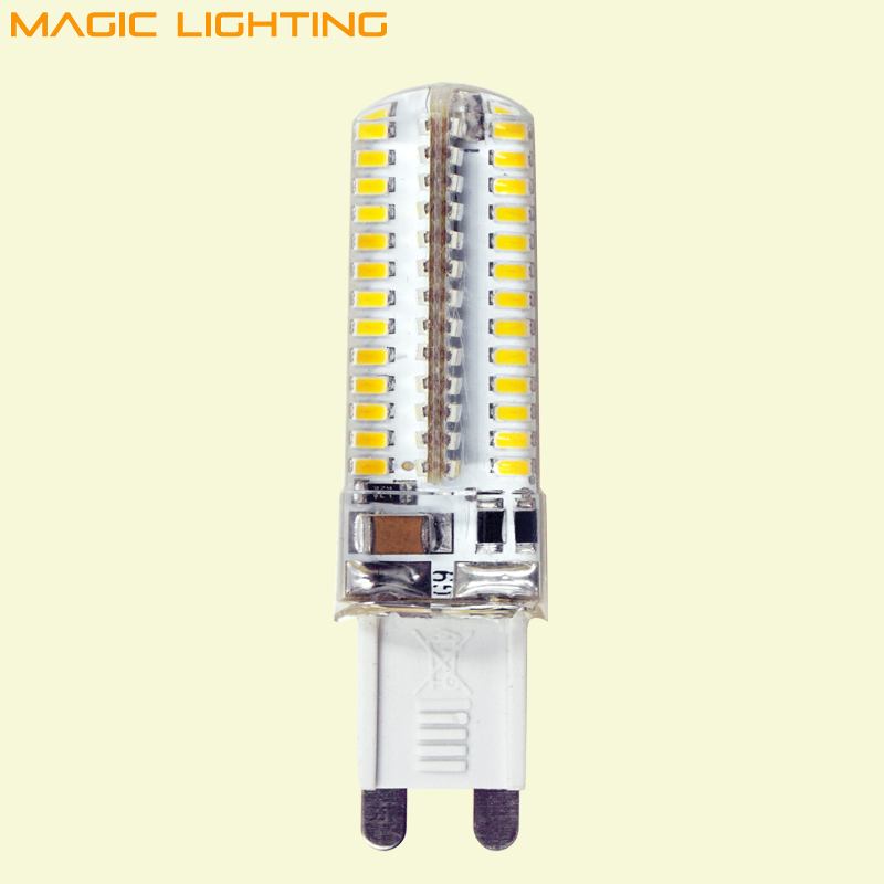 Led Bulb G9 LED Lamp Light Brand Corn Bulb Spotlight Droplight 3W 4W 9W AC 220V LED SMD 2835 3014 360 Beam Angle warranty(China (Mainland))