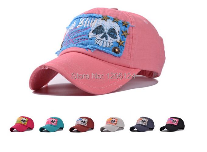 Killer No.44 Patch skeleton head rivet pentagram Snapback Baseball Cap Hat Plain Flat Peak Cap Hip Hop Hap for men /women(China (Mainland))