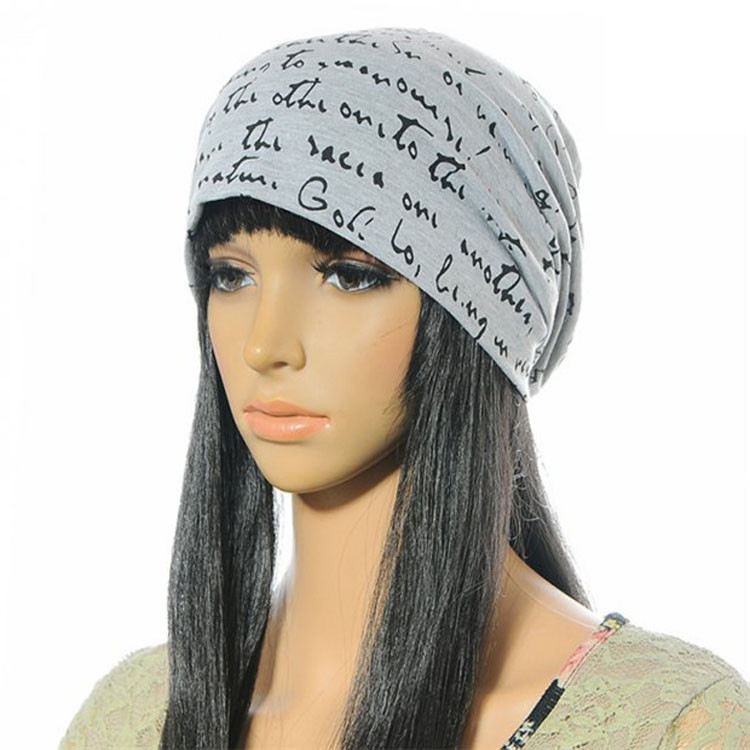 Men's Women's Unisex Hip-Hop Warm Winter Cotton Polyester Knit Ski Beanie Skull Cap Hat Free shipping