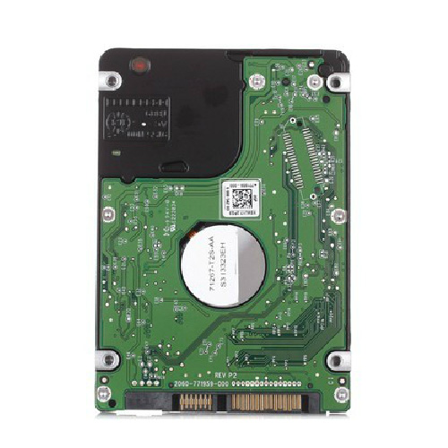 "Free Shipping New 2.5"" WD5000LPVX 500GB SATA 5400 RPM 8MB HDD Hard Drive For PS3(China (Mainland))"