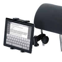 Universal Car Auto Headrest Tablet Holder 360 Degree For iPad Epad Touch Pad 5-10 inches