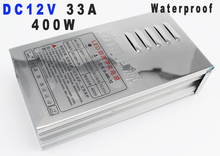 Buy industrial power supply 12V 33A 400W Waterproof Switching Switch Power Supply led Driver LED Strip Light AC220V TO DC12V USP for $267.21 in AliExpress store