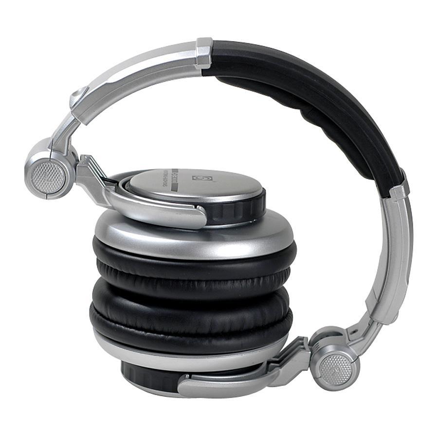 Original Takstar HD3000 DJ Headphones Foldable HiFi Studio Headset Professional Audio Monitoring headphone Separable Cable(China (Mainland))