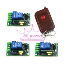 Ac85v 110 В 100 В 220 В 230 В 250 В 240 В 1 канальный рф беспроводной пульт дистанционного управления, Беспроводной пульт дистанционного 220 В приемник и передатчик
