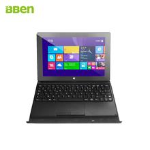 Free shipping ! Bben T10 10.1inch IPS 1280*800 2GB RAM 64GB SSD windows tablet pc quad core laptop 3G tablet pc
