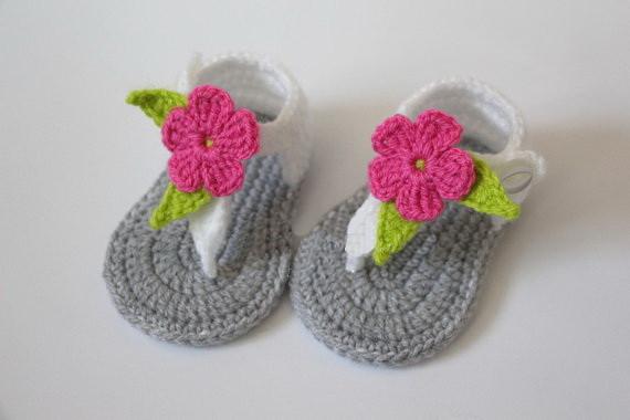 Вязаные детские сандалии, Новорожденный сандалии гладиаторов, Девочки тапочки обувь, ...