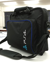 Bottom side opening Portable Travel Storage Case Carrying Shoulder PS4 Bag handbag for PS4 SONY Playstation 4 PS4 Console Bag