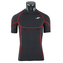Hot Selling Summer Running T shirt Fitness Exercise Soccer Football Hocky Men s Wear Shirts W50
