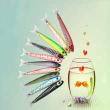 New arrival Fish design Ballpoint Pen/Black ink/Fashion Promotion gift pen School office supplies Stationery Papelaria(China (Mainland))