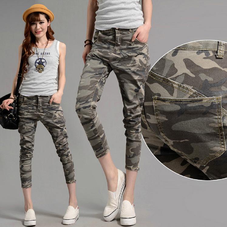 Камуфляжные брюки доставка