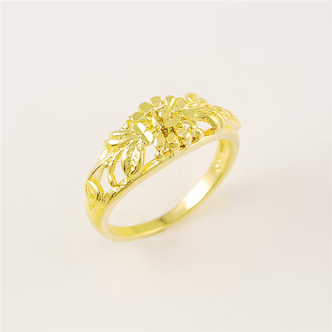 wholesale real 24k gold plated jewelry africa dubai yellow