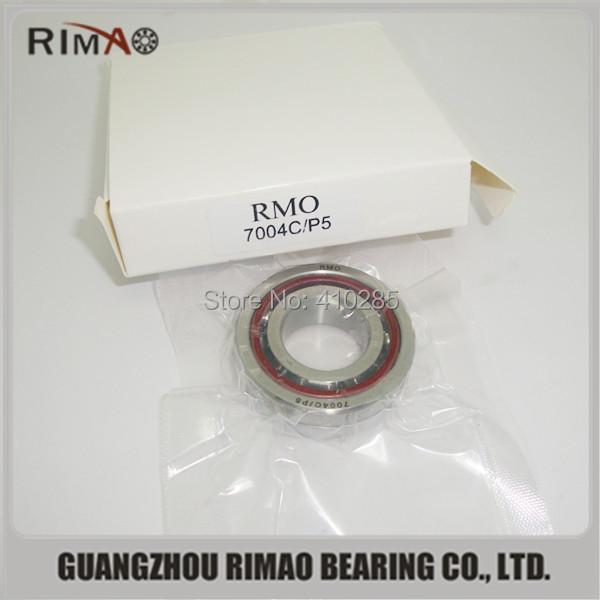good quality 7004C/P5 Angular contact ball bearing 7004 bearing(China (Mainland))
