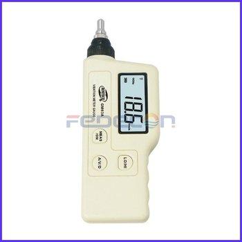 GM63A Digital Vibration Sensor Meter Tester Vibrometer Analyzer Acceleration Handheld