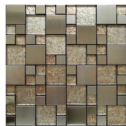 Achetez en Gros métal cuisine carreaux de mur en Ligne à ...