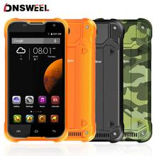 Оригинал Blackview BV5000 5.0 7-дюймовый Android 5.1 MTK6735 Quad Core Водонепроницаемый Мобильный Телефон, 2 ГБ + 16 ГБ Смартфон 4 Г LTE Мобильный Телефон(China (Mainland))