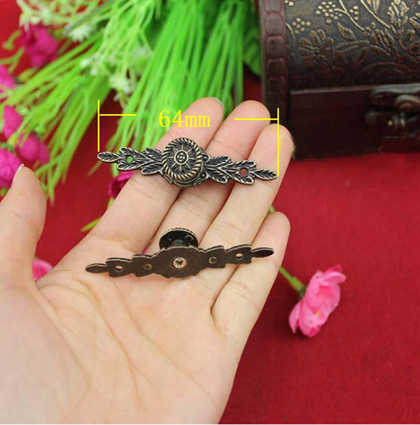 Mini long handle 64MM alloy handle drawer pulls jewelry box handle antique handle CP203<br><br>Aliexpress