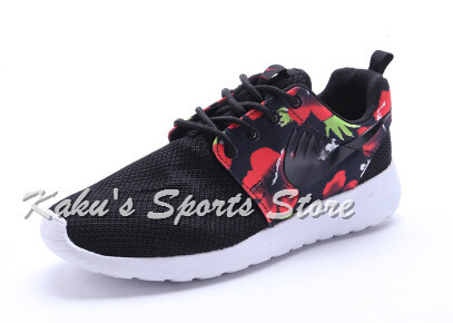 2015 New Colors women running shoes resHelis Flower colorful culture London Olympic floral logo Sports Shoes size 36-39(China (Mainland))