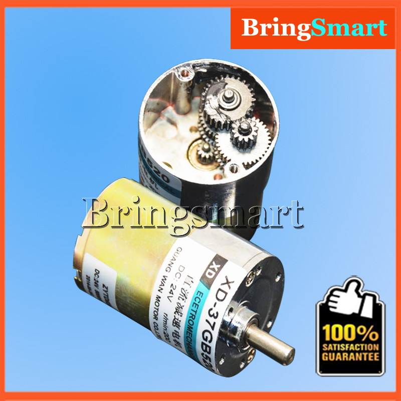37gb520 dc 12 volt motors 24v gear motor mini dc reduction for 12 volt high torque motor
