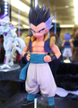 BANPRESTO MSP Dragon Ball Z Gotenks Figure Super Saiyan Gotenks Toy 19CM Dragon Ball Master Stars