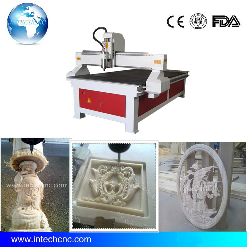 easy operation cnc router 5 axis1224/cheap cnc router/5 axis cnc milling machine(China (Mainland))