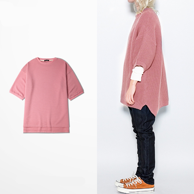 Men Oversize Pink Shirt Promotion-Shop for Promotional Men ...