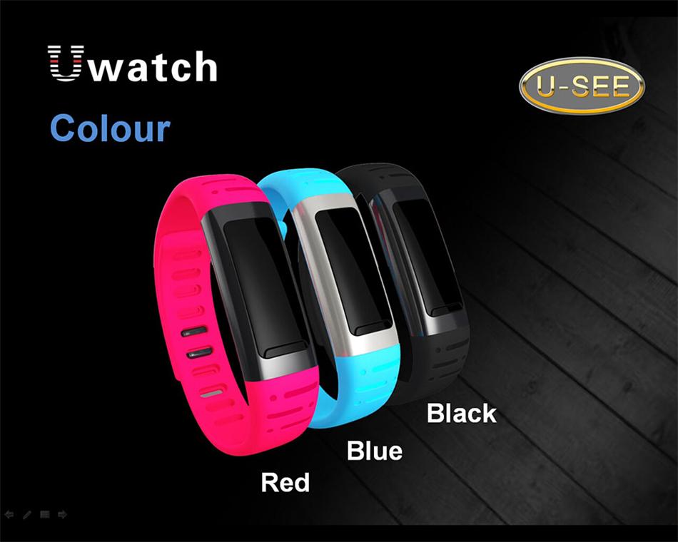 Hot Sale New Smart Watch WristWatch UWatch U9 Pedometer ...
