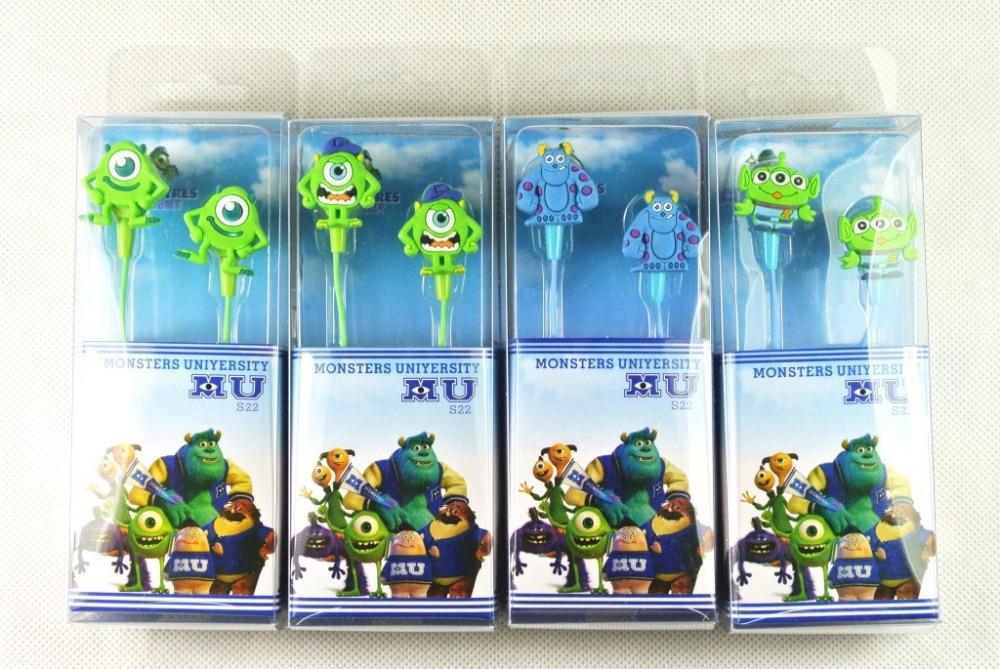 Hot Selling Cute 3d Cartoon Earphones & Headphones Animal Style Design Kids Gifts Retail Box - Shen zhen HW (3C store Digital Accessories Company)