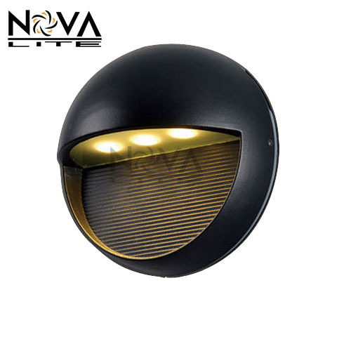 Outdoor Wall Sconce Led Light : Aliexpress.com : Buy Outdoor Wall Sconce Lighting,LED Exterior Landscape Lighting Eyebow Step ...