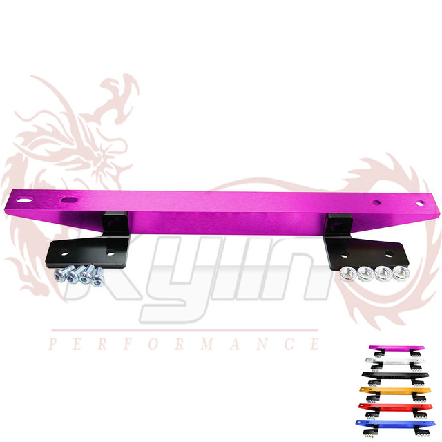 KYLIN SOTRE - NEW subframe lower tie bar REAR FIT FOR HONDA CIVIC 02-05 ES (silver,golden,purple,blue)