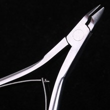 Beauty Your Nail 1 X Stainless Steel Toe Cuticle Nipper Trimmer Cutter Nail Art Clipper High Quality