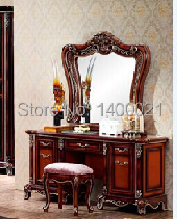 Dressing table with storage cabinet new design classical - Dressing table latest design ...