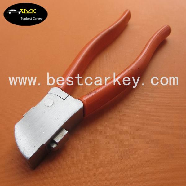 Topbest Lishi temporary key cutter auto lock pick set(China (Mainland))