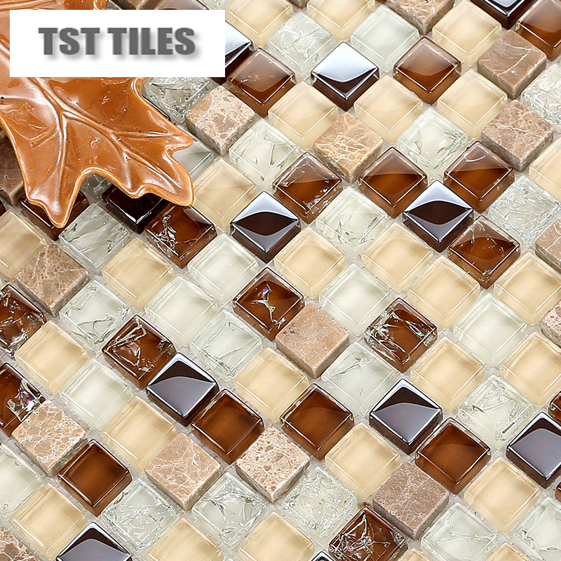 Backsplash baldosas de piedra compra lotes baratos for Baldosas decorativas