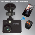 Multifunction WiFi Full HD 1200Mega Pixels Car Sports Action Camera Recorder Car DVR 2 0 TFT