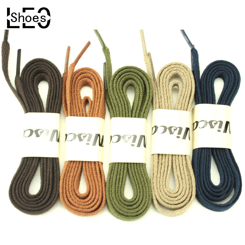 LEO 2 Pair Length 120 CM Brand New Flat Coloured Shoe Laces Bootlaces Trainers Skate Strong Shoelaces All Sneakers Fit String<br><br>Aliexpress