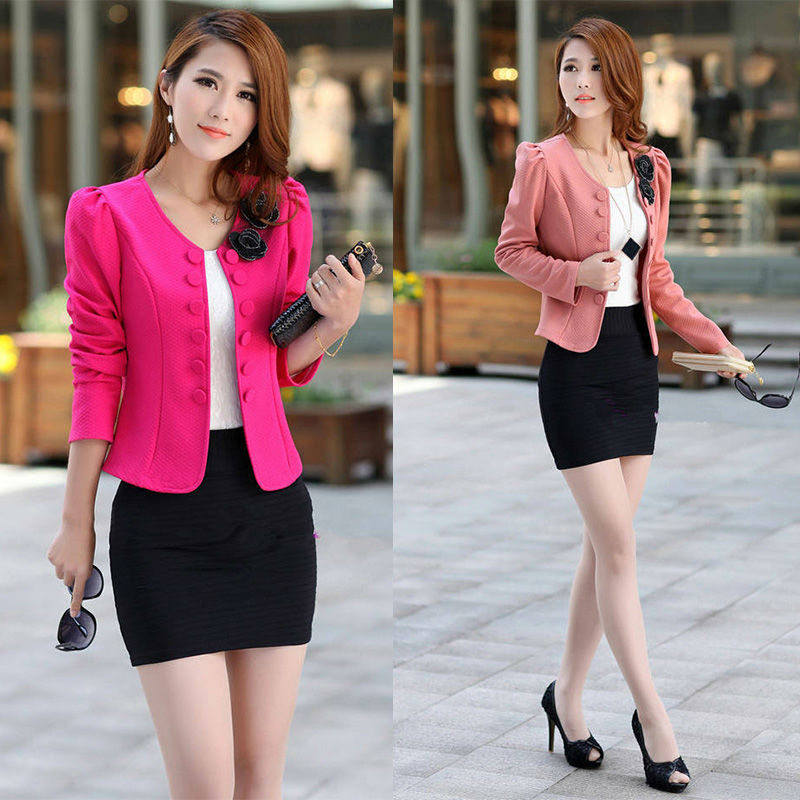 Dress Jacket Suits Ladies | My Dress Tip
