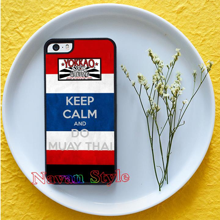 keep calm and do muay thai top selling original cell phone case cover for iphone 4 4s 5 5s 5c 6 6 plus 6s 6s plus*#G4860BR(China (Mainland))