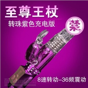 Purple 36 speed Rabbit Dildo Vibrator 8 Speed Rotation USB Rechargeable Adult Sex Toys Sex Products for Women<br><br>Aliexpress