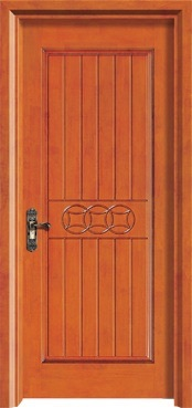 High quality solid wooden door(China (Mainland))