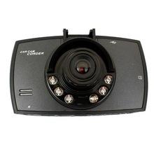 Free Shipping 2.4Inch140 Degree LCD VGA Car DVR Dash Camera Crash Cam Night Vision H1E1(China (Mainland))