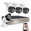 ZOSI 4CH 1080P TVI DVR 2 0MP 1080P CCTV Camera P2P Home Outdoor Security Camera Surveillance