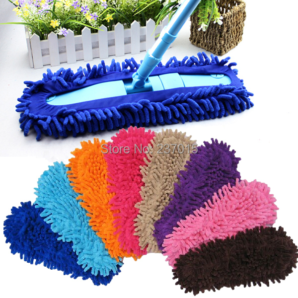 2Pcs Multifunction Dust Floor Cleaning Mop Slipper Shoes Cover Cleaner Kitchen(China (Mainland))