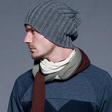 Mulit Colors! New 2016 Knitted Gorro Touca Men Winter Hat Autumn Sport Beanie Men Warm skullies Casual Cap